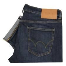 Jeans da uomo blu affusolati Edwin