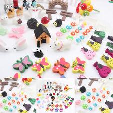 88x Miniature Fairy Garden Ornament Pot DIY Craft Accessories Dollhouse decor GN