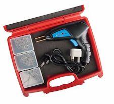 Trident TOOLS 240 voltios Kit de reparación de plástico caliente Grapadora Bicicleta carenados Etc T676550