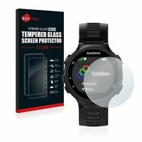 Garmin Forerunner 735, 2 x ® Xtreme Glass HD33 Tempered Glass Screen Protector