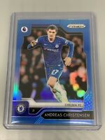 Andreas Christensen 2019-2020 Panini Prizm Premier League EPL Blue /199 Chelsea
