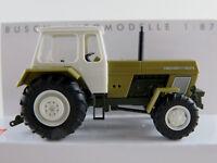 TT BUSCH Traktor Fortschritt ZT 300 D rot weiß grau DAS DDR Acktertier # 8702