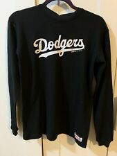 Stitches Boys Dodgers Athletic Gear MLB Official Merchandise NWT Size Medium