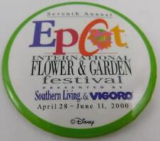 Disney Epcot Food & Wine Festival 2000 Pin Button