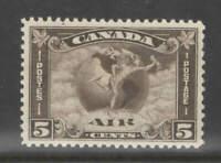 Canada Sc C2 Air Mail OG XF-S UMM MNH