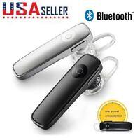 New Wireless Bluetooth 4.2 Stereo In-Ear Headset Earphone Earpiece For iPhone US