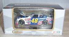 1:64 TEAM CALIBER OWNERS 2002 #48 LOWES POWER OF PRIDE JIMMIE JOHNSON HOTO NIB