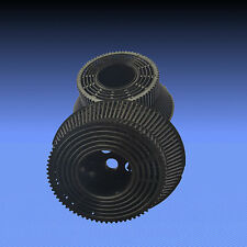 SPARSET 2 Aktivkohlefilter Kohle Filter für Dunstabzugshaube Teka TL1 62, TL1-62