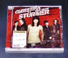 Christina DELANTERO Lebe LAUTER CD con Booklet y Bonus Video & imágenes