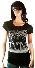 Elegantly Waisted by Amplified RAMONES Suzy Is A HEADBANGER strass Tee-shirt L