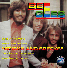 BEE GEES - CD - SPICKS AND SPECKS