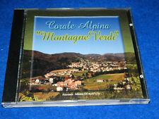CD CORALE alpina MONTAGNE VERDI 17057 calizzano SV chorale italienne ITALIA