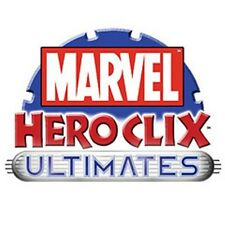 Heroclix Ultimates Near Complete 20 Figure Limited Edition LE Set Lot 200/221 SR