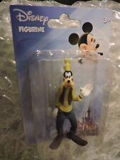 "GOOFY PVC Figure Cake Topper Toy Figurine Disney Figure, 3"" High"