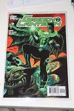Green Lantern 9 Volumen 4 DC Original en Ingles Geoff Johns 2005 Series Variant