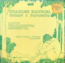Charles Haubiel Portraits Solari Orion ORS 74143 LP SEALED