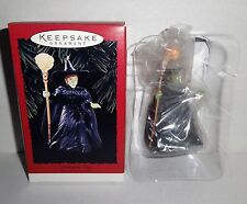 HALLMARK 1996 WIZARD OZ WICKED WITCH OF THE WEST FIGURINE KEEPSAKE ORNAMENT NIB