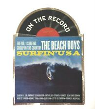 "2013 Panini Beach Boys Trading Cards ""On The Record"" Surfin' USA Album #1"