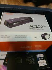 Godox Wistro AD200 Pro Pocket Flash Ttl
