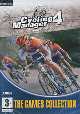 CYCLING MANAGER 4 IV - Classic Bicycle Simulation - Vintage PC Game - US SELLER!