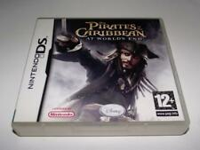 Pirates of the Caribbean at World End Nintendo DS 2DS 3DS Game *Complete*