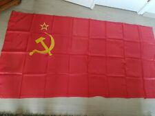 Original Vintage Flag of USSR Union Soviet Socialist Republic