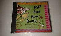 francesca simon moo bab bab quack 1 cd read by miranda richardson