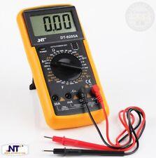 Digital LCD Voltmeter Ammeter Ohmmeter AC DC Volt Test Meter Multimeter New