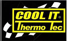 COOL IT THERMO TEC Racing Decal, Sticker -FREE SHIPPING L@@K
