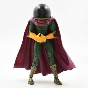 ToyBiz - Spider-Man Classic Series - Magic Change Mysterio Action Figure