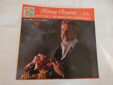 """Kenny Rogers """"Kentucky Homemade Christmas"""" PICTURE SLEEVE! NEW! MINT! PERFECT!"""