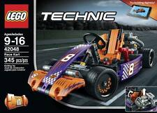 NEW LEGO Technic Race Kart 42048 Track Car 2-in-1 Model Cart Racing Machine NIB