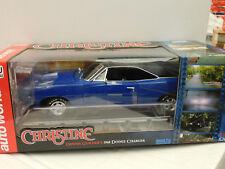 Auto World - 1:18 - CHRISTINE Moviecar - Dennis Guilder`s 1968 Dodge Charger