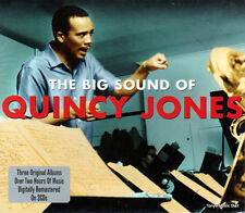 QUINCY JONES - THE BIG SOUND OF (NEW SEALED 2CD)