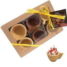 Tazzine caffè in pasta frolla artigianale - Offerta 30 tazzine