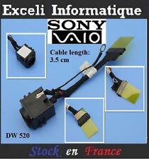 Connecteur alimentation Cable Sony Vaio SVT15 Connector Dc Power Jack
