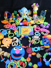 Lot of Baby Toys Developmental Teething Rattles Hanging Plush