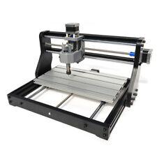 Mini Cnc 3018 Pro Kit Diy Milling Cutter Machine Wood Metal Router Engraver 110v