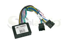 SAAB 9-3 / 9-5 2006-UP Radio Wire Harness Interface for Amp System IX-SA003