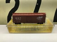 Kadee Ho Scale MKT Katy 40' PS-1 Boxcar RD #97772 RTR New