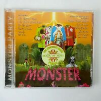The Monster Mash Rock N Roll Party Various Artists CD 2000 St Clair Records