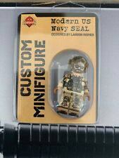 Brickmania Modern US Navy SEAL - Minifig lego
