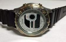 Nos Vintage Citizen Promaster Wind Surfing D-289 Digital Watch