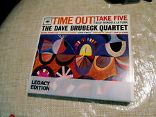 The Dave Brubeck Quartet / Time Out / Legacy CD & DVD edition Columbia Records