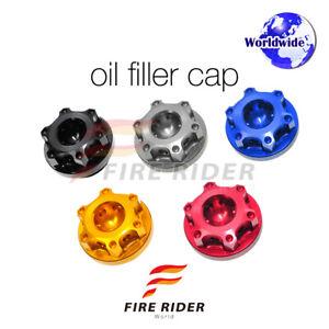 Billet Oil Filler Cap Plugs x1 For Yamaha YZF R1 2015-2017 15 16 17