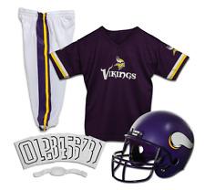 YOUTH SMALL Minnesota Vikings NFL UNIFORM SET Game Day Football Costume 4-7yrs