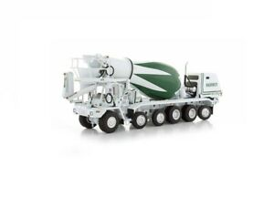 "Oshkosh S-Series Cement Mixer - ""HARVEY"" - 1/50 - TWH #075-01066"