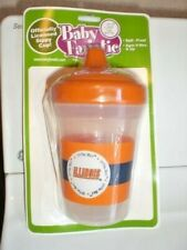 Illinois University Fighting Illini NCAA College BABY FANATIC Infant Sippy Cup