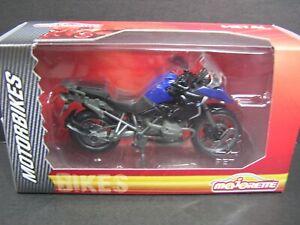 Majorette 1/24 Motorbikes/Motorcycle - BMW