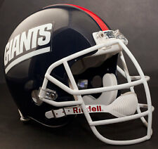 MARK BAVARO Edition NEW YORK GIANTS NFL Riddell AUTHENTIC Football Helmet